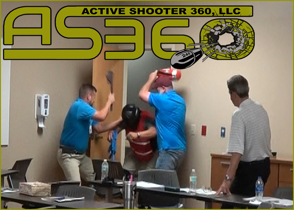 Active shooter survival training seminars and classes